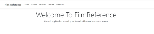 Download FilmReference